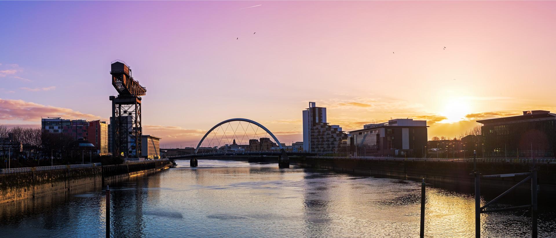 Ross & Liddell's HQ is in Glasgow