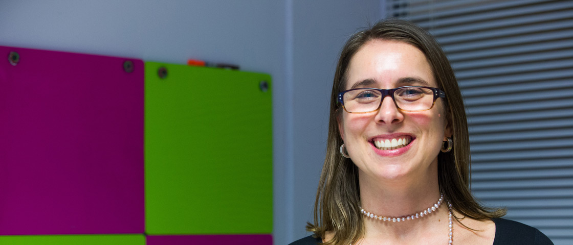 Louise Dawson, new MD of Trace Solutions